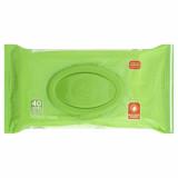 아기 물티슈 휴대용 무향료 무알콜 무파라벤 40장 - 미국 컴포트 Comforts for Baby Fragrance Free Baby Wipes 40ct