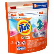 타이드포즈 고농축 캡슐세제 섬유유연제 혼합형 15개 - Tide Pods April Fresh with Downy 15ct