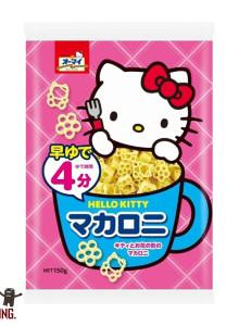 오마이 헬로 키티 마카로니 /6개 일본 간식 주전부리