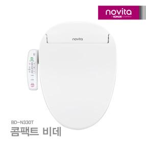 노비타 비데 BD-N330T 콤팩트 비데