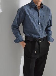 가을 남자셔츠 [더블리].DH