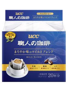 일본 UCC 장인의 커피 드립 마일드 블렌드18P/6세트