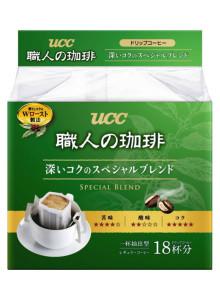 일본 UCC 장인의 커피 드립 스페셜 블랜드18P/6세트