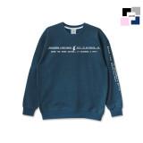 [PearlMoon]펄문 sweatshirts_PMN908 크루넥 스웻셔츠 3단쭈리 맨투맨