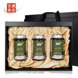 백세식품 보이차230g 선물세트 [보이차230gX3] 무료배송