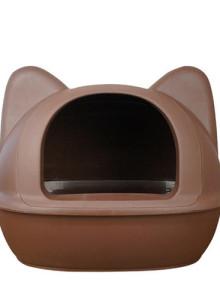 아이캣 레큘러 고양이화장실 - 브라운