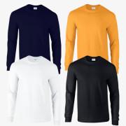 [무지] 긴팔 티셔츠 - USA fit (2400)