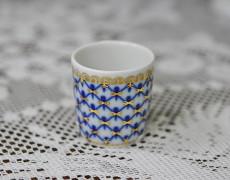 (예카공구) 7번 코발트넷 슬라빅 작은잔 술잔 로모노소프 임페리얼포세린 임페리얼포슬린 예쁜그릇