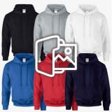 [프린팅] 후드 티셔츠 - Asia fit (88500)
