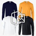 [프린팅] 긴팔 티셔츠-USA fit (2400)
