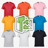[프린팅] 반팔 티셔츠 - Asia fit (76000)