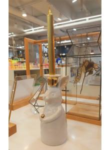 &k Anouk candle holder rabbit / 토끼 촛대