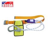 SSEDA 안전대 허리식 안전벨트 일반로프 죔줄형