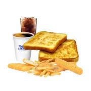 (토스트럭) 프렌치토스트+사이드+음료
