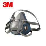3M 마스크 반면형 면체 6500-일반 / 6500QL-탈착 (양구형) 방진 방독