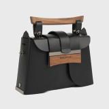 [보울하우스]MUWI GONG bag [空白] _Black