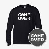 [마켓인벤] 8비트 게임 맨투맨 티셔츠