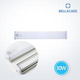 경제적이고 안전한 LED 일자등 사무실/복도/상가/공장 #BL-L2 30W