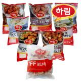 하림 IFF 닭고기 부분육 절단육 1kg 외 13종