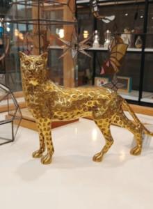 &k Panther brass / 표범 오브제