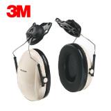 3M 귀덮개 H6P3E (헬멧 안전모용) 청력 보호구 소음방지 귀마개
