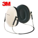 3M 귀덮개 H6B/V 청력 보호구 소음방지 귀마개