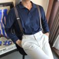 테리코튼 폴로 셔츠 (4color)