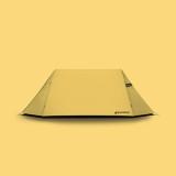 [그라운드커버] 리틀하우스 텐트 - 옐로우(Yellow) / 2-3인용 텐트, 미니멀캠핑 텐트, 백패킹, 2인용 텐트, 쉘터, 그늘막 겸용