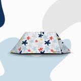[그라운드커버] 리틀하우스 텐트 - 스타피쉬(Starfish) / 2-3인용 텐트, 미니멀캠핑 텐트, 백패킹, 2인용 텐트, 쉘터, 그늘막 겸용