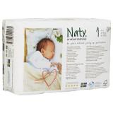 Naty 네티(네띠) 친환경 오가닉 기저귀 1단계 3pack(78ea) 2~5Kg 아기용