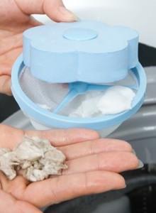 통돌이전용 세탁용품 먼지거름망