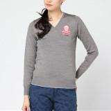 [해외] 마크앤로나 여성 아이코닉 스웨터 (그레이)-MARK & LONA Iconic Sweater MLW-17W-B01