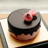 체리 초코 케이크(18cmX18cm)