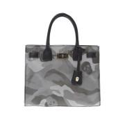 [해외] 마크앤로나 시크니쳐 카모 제인 백 (브라운) - MARK & LONA Signature Camo Jane Bag ML-ZY36