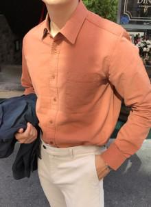 멜로우 워싱 셔츠 (4color)