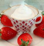 (예카공구) 6. 뾰족이 핑크 유스넷블루스 크리머 (작은형) 로모노소프 임페리얼 포세린 예쁜그릇