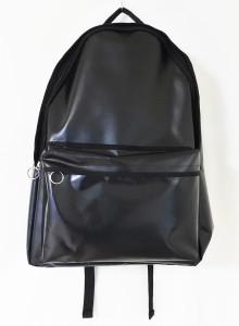 블랙 코팅 백팩 학생가방 여행가방 배낭가방