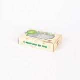 찹쌀떡 6入 박스 (찹쌀떡/엿/합격떡/합격/케익상자/케익박스/케익포장/cake box/케이크 상자/케이크 박스/케이크 포장)