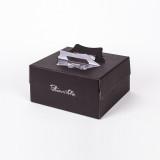케익박스 블랙 2호 (케익상자/케익박스/케익포장/cake box/케이크 상자/케이크 박스/케이크 포장)