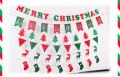 크리스마스가랜드/크리스마스벽장식/크리스마스펠트가랜드/크리스마스데코