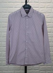 BON 도트도비 레드캐주얼셔츠 GF6FBA521