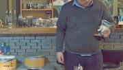 남자 빅사이즈 니트-비스코 그레이 4XL