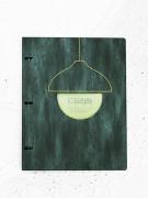 [DESIGN13651] 친환경 링바인더 램프 메뉴판 A4