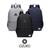 쓸데없이 고퀄 OZUKO-8988 캐쥬얼백팩 10대 20대 대학생백팩/데일리백팩/노트북백팩/여행백팩/가벼운 스타일백팩/남여공옹백팩/심플한 스타일가방/커플백팩/깔끔한디자인