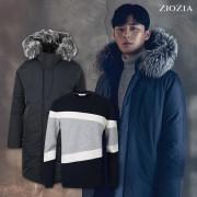 [지오지아]남성 스웨터 특가전