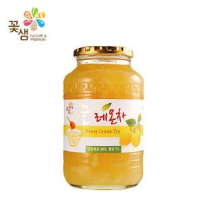 꽃샘 레몬차 / 레몬청 1kg