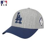 [엠엘비]MLB모자 남여공용 로고 커브캡(32CP85741-07U)