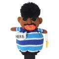 [당일배송] 클라스키 골프 드라이버 헤드커버 (제임스) - clasky Driver Knit head cover (JAMES)
