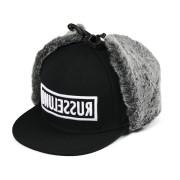 [당일배송] 러셀르노 퍼 비비 캡 (블랙) - RUSSELUNO FUR B.B CAP CAP RS-72317
