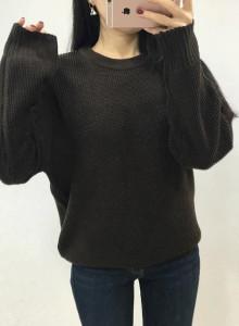 [무료배송] 딥 루즈핏 하찌니트